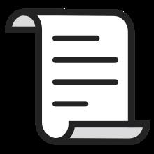Undergraduate Course Outlines icon